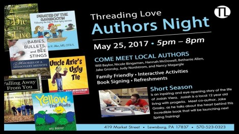 authors night